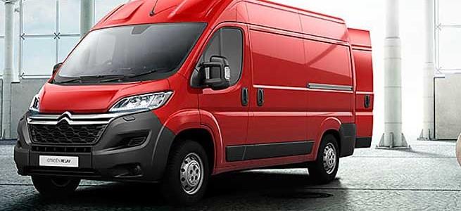 Van Finance for new vans