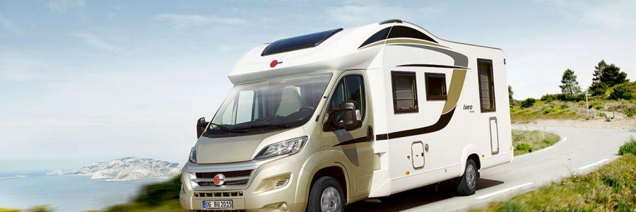 Motorhomes and Caravans